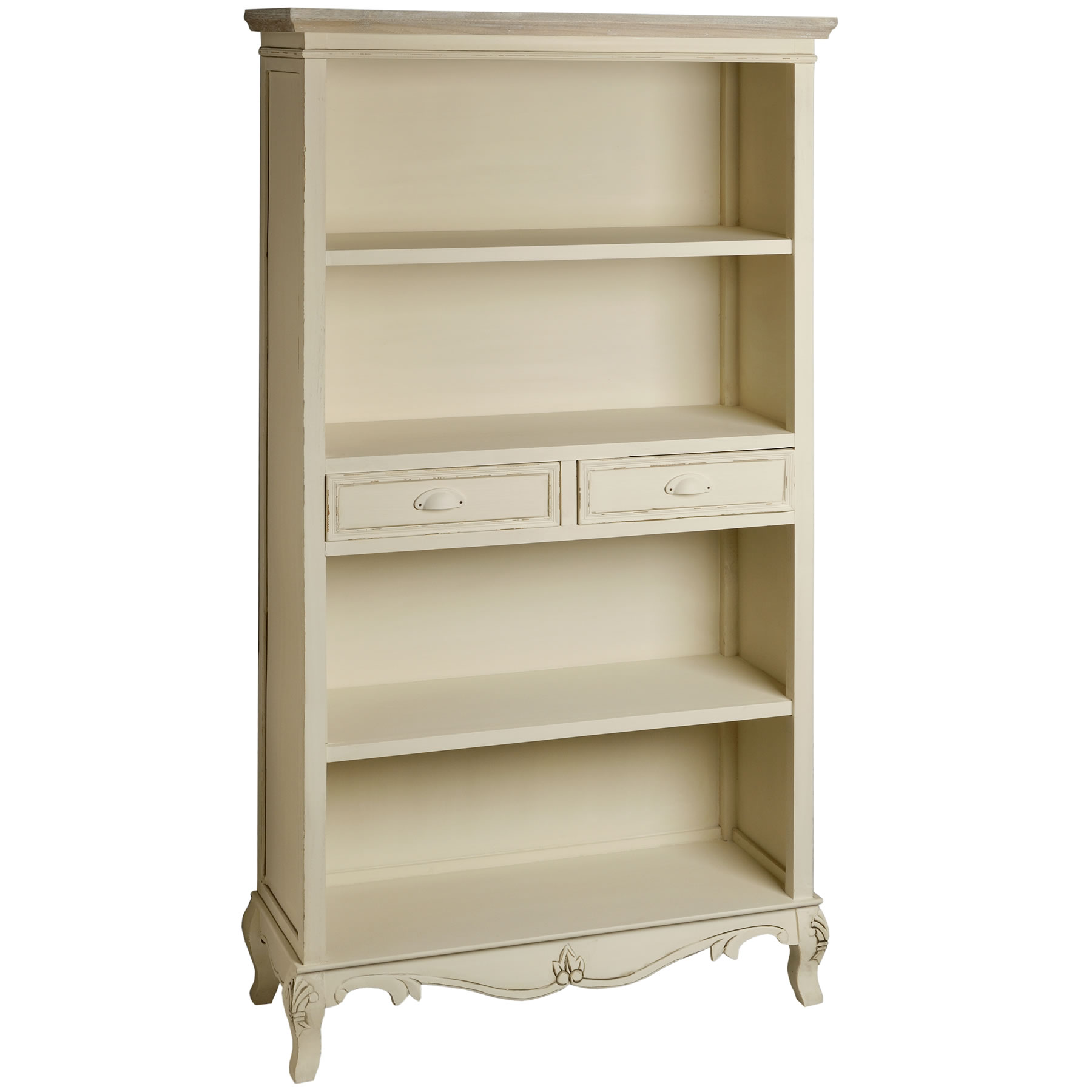 Hi Metropolitan Bookcase With 2 Drawers Country