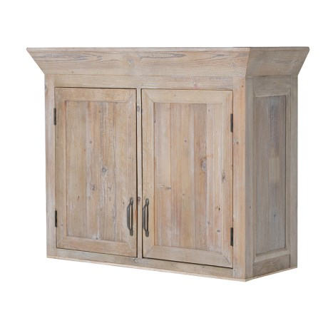 Ch 2 door kitchen wall cabinet country furniture barn for What to look for when buying kitchen cabinets