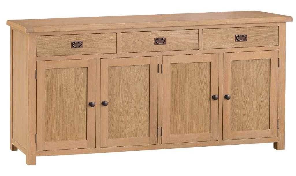 Ki Chester 4 Door Sideboard Country Furniture Barn