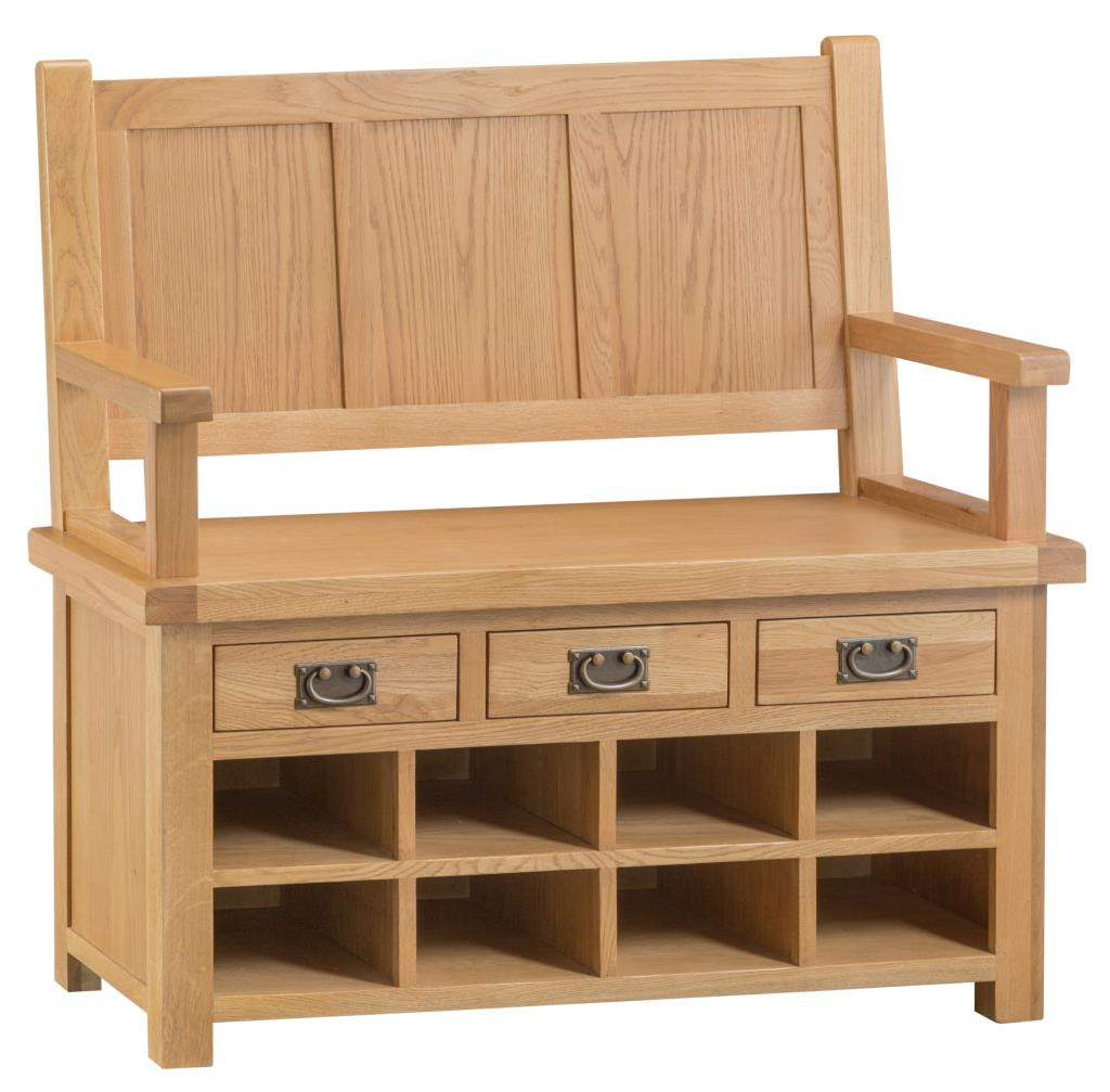 Ki Chester Monk 39 S Bench Country Furniture Barn