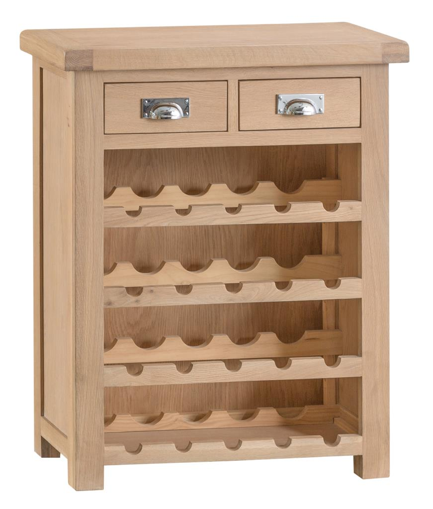 Ki Hampshire Small Wine Rack Country Furniture Barn