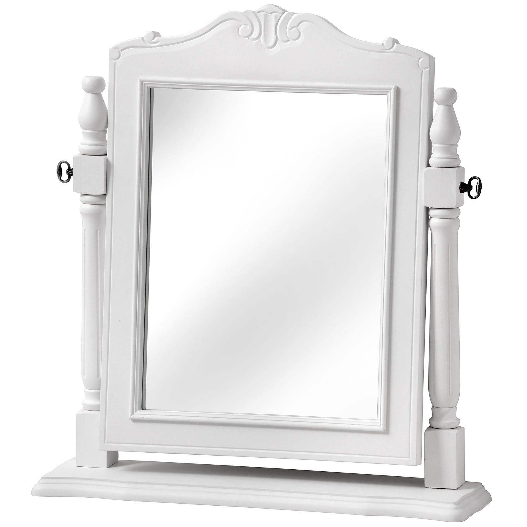 HI U2013 Florrie Dressing Table Mirror