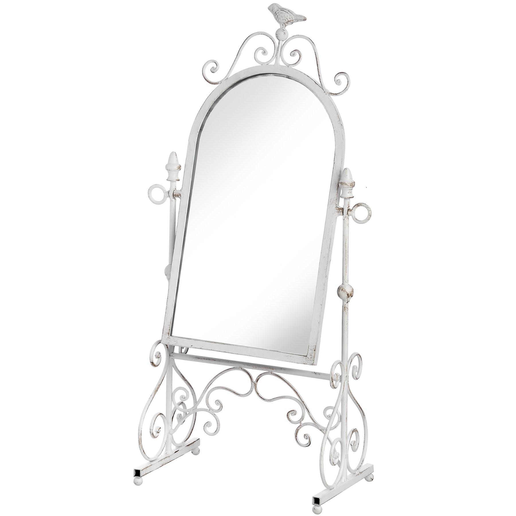 HI U2013 Standing Dressing Table Mirror