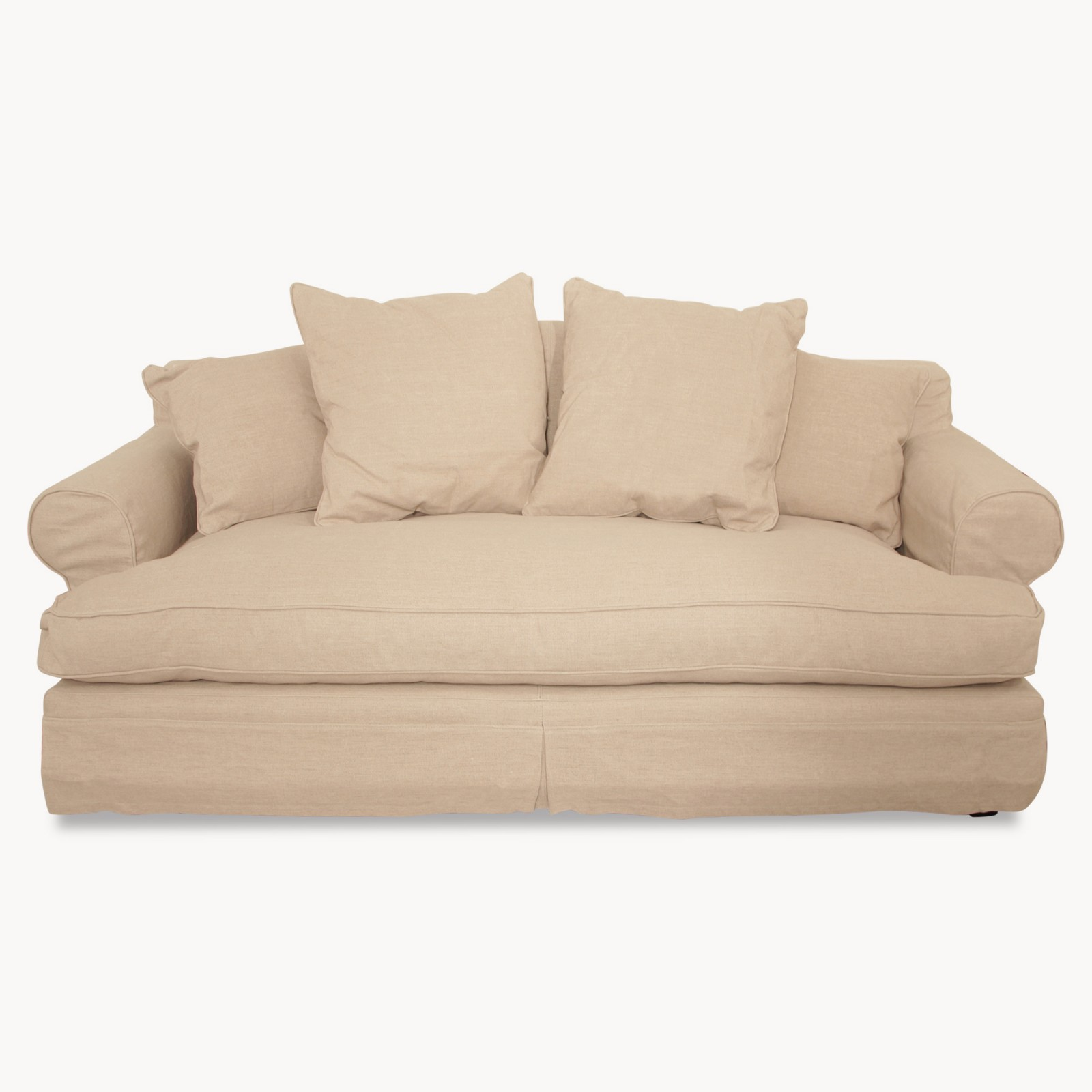 Ow kingswood natural linen 2 5 seater sofa